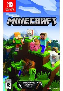 Minecraft Nintendo Switch Nuevo (en D3 Gamers)