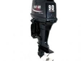 Motor Fuera De Borda Parsun 90 Hp Elect Power Full