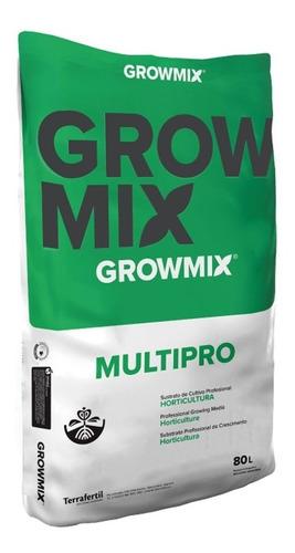 Growmix Multipro 80l Terrafértil  - Ganjah Pride Growshop