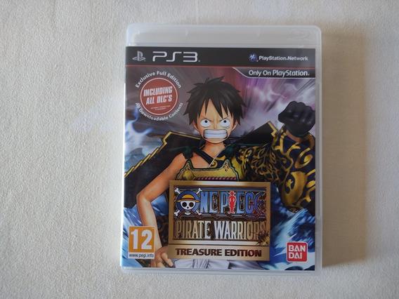 One Piece Pirates Warriors (treasure Edition) - Ps3