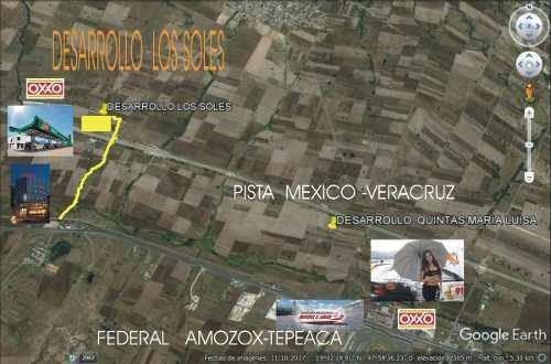 Terrenos En Amozoc Facilidades De Pago Hasta 48 Meses
