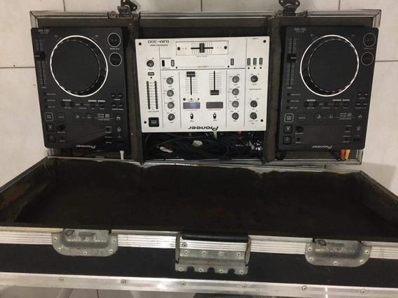 Cdj E Mixer