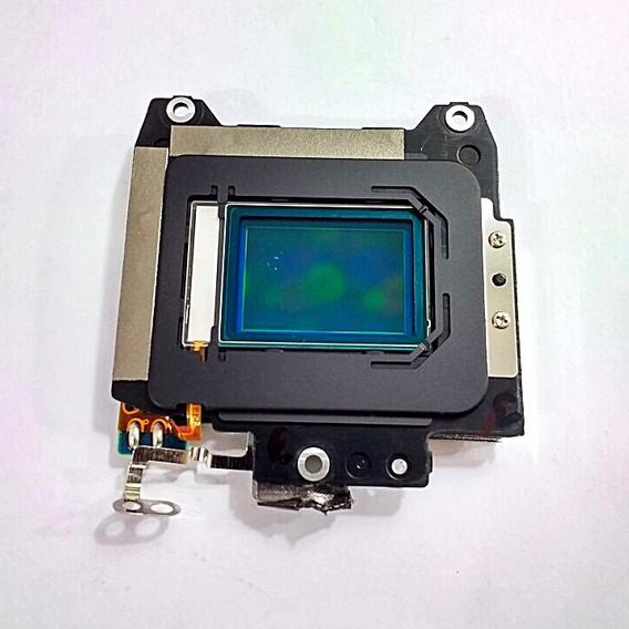 Nikon D3200 Ccd