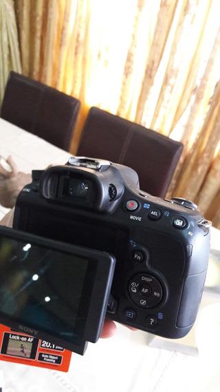 Oportunidad Unica Camara Sony Alpha Slt A58 20.1mp