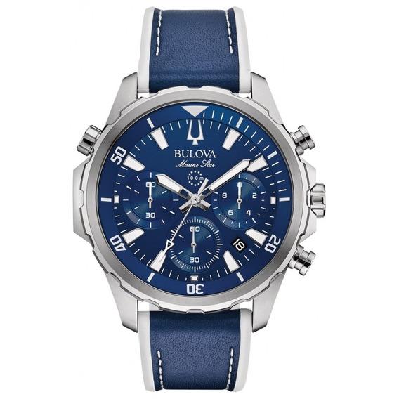 Relógio Bulova Marine Star Chronoraph 96b287