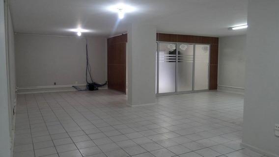 Sala Em Centro, Florianópolis/sc De 120m² À Venda Por R$ 550.000,00 - Sa324324