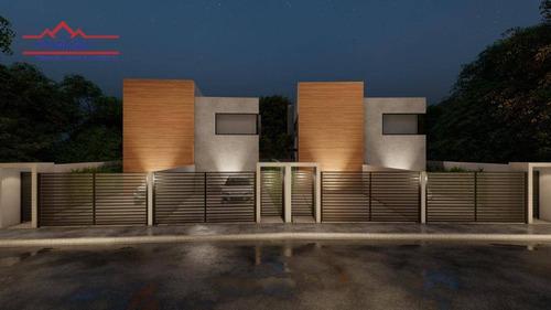 Imagem 1 de 13 de Casa À Venda, 155 M² Por R$ 550.000,00 - Jardim Maristela - Atibaia/sp - Ca4235
