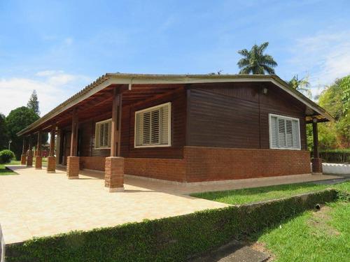 Chácara Residencial À Venda, Vila Dom Pedro, Atibaia. - Ch0098