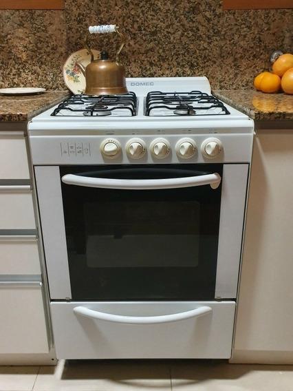 Cocina Domec Casi A Nueva, 2 Años De Uso Impecable!!