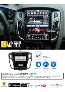 Ford Focus Radio Original Gps 2012/2015 Android 10