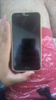Celular LG K10 Preto 16gb De Memória