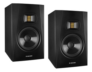 Kit X2 Parlantes Adam Audio T7v Monitor De Estudio 7 Campo