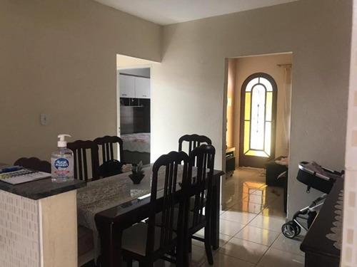 Casa Com Edícula No Jardim Messina Para Venda - Ca1479 - 34731163