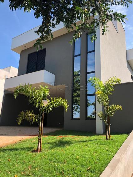 Casa Residencial Em Ribeirão Preto - Sp - Ca0217_chaves