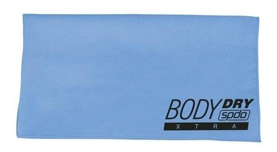 Toalha Esportiva Body Dryxtra Azul Marinho Speedo