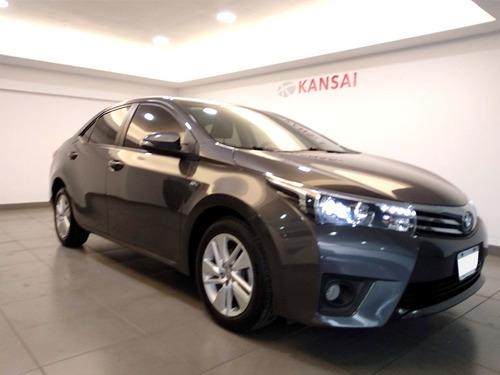 Toyota Corolla Xei Cvt 2014