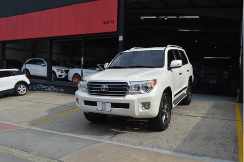 Toyota Lc 200 Sahara - Blindaje Ii Plus -