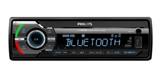 Stereo Auto Philips Bluetooth Ce235bt/56 Usb Aux Slot Sd Mp3