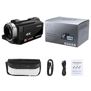 Cámara De Video Digital 4k Andoer 1080p 48mp Wifi Con