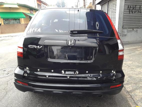 Sucata Honda Crv 2011 Motor Câmbio Peças Bancos Airbag