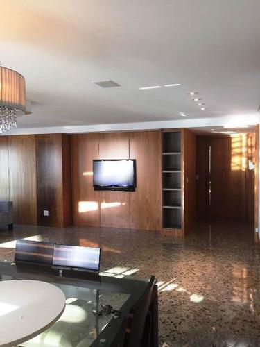Vendo Luxuoso Apartamento, Fino Acabamento, Sendo 1 Por Andar, Numa Localização Privilegiada, Com 340m², Vista Eterna Para O Mar De Itapoã, Sol Da Manhã, Com 04 Suítes - Dni1553