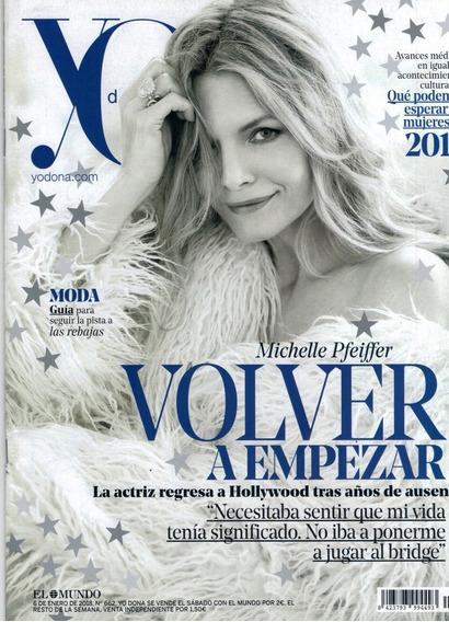 Yodona: Michelle Pfeiffer / Margaret Atwood / Remedios Zafra