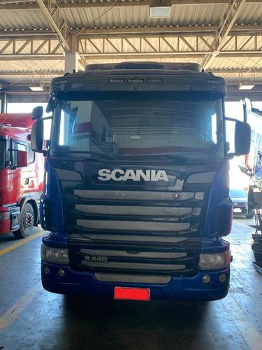 Scania R440 6x4-2013 - Serie Especial 55 Anos-mugen Caminhoe
