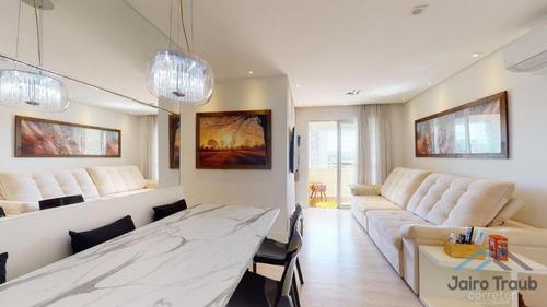 Apartamento  Com 3 Dormitório(s) Localizado(a) No Bairro Barra Funda Em São Paulo / São Paulo  - 17239:924637