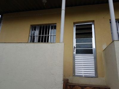 Casa Para Alugar - 2 Cômodos - Jardim Santa Tereza - Embu Das Artes - 124 - 33446994