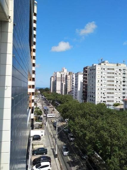 Apartamento Em Pompéia, Santos/sp De 124m² 3 Quartos À Venda Por R$ 1.064.000,00 - Ap239744