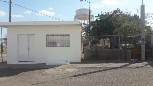 Terreno En Venta Con Construccion En Lomas De San Isidro