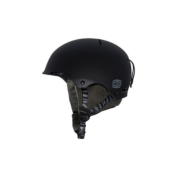 K2 Stash Helmet - Negro Para Hombres Large / X-large