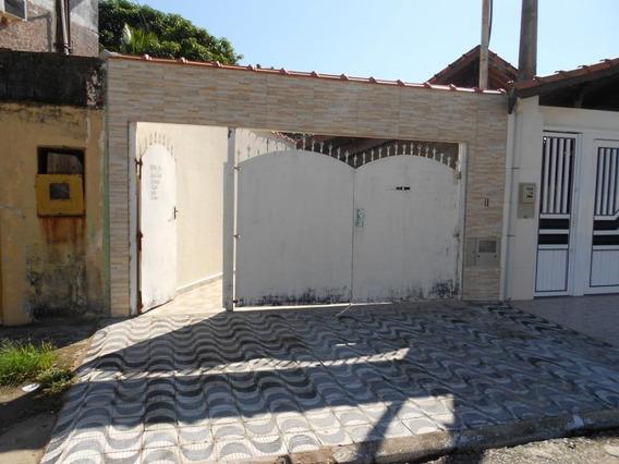 Casa Geminada Próxima À Praia Da Mirim - Ca0273