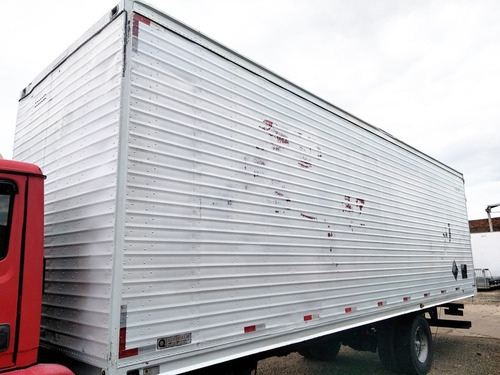 Imagem 1 de 9 de Bau Aluminio Truck 9,60 X 2,90
