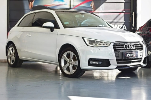 Audi A1 1.4 Ambition Tfsi 122cv Stronic 2015 - Car Cash A-