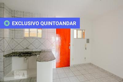 Apartamento No 2º Andar Com 1 Dormitório E 1 Garagem - Id: 892892463 - 192463