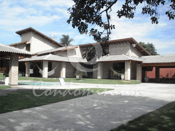 Casa Em Condomínio À Venda, 4 Quartos, 4 Vagas, Monte Carlo - Guapiaçu/sp - 439