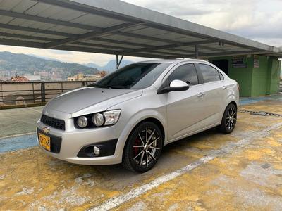Chevrolet Sonic Lt Mecanico 2015