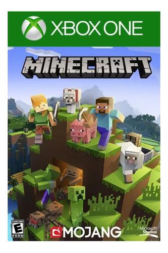 Imagen 1 de 3 de Minecraft  Standard Edition Microsoft Xbox One Digital