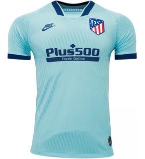 Camisa Oficial Atlético Madrid 2019 Lançamento Com Desconto