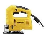 Sierra Caladora Profesional Stanley Sj60k 600w + Maletin