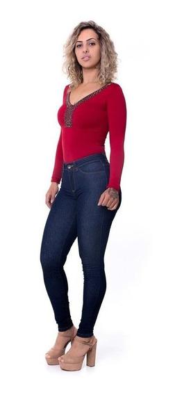 Calça Jeans Skinny Magic Size Mini 1757203 32 Ao 36