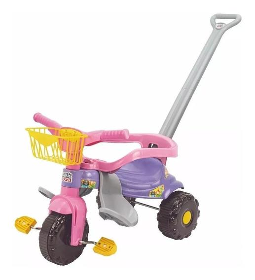 Triciclo Tico Tico Festa Motoca Infantil Magic Toys