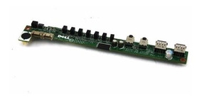 Placa Auxiliar Do Painel Frontal Dell Fx160 - 0h752f