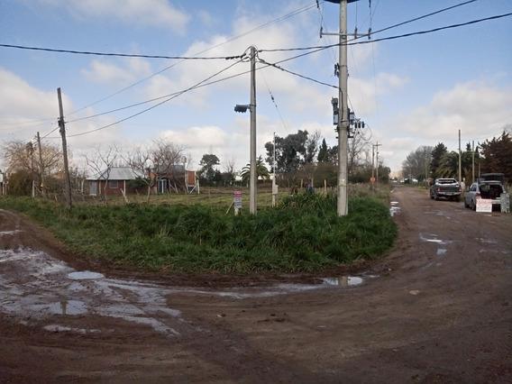 Terreno La Plata,abasto 100 Mts Ruta 215 Y Ruta 6 (14-135-1)