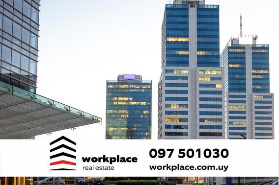 Oficina -alquiler World Trade Center -wtc- Buceo