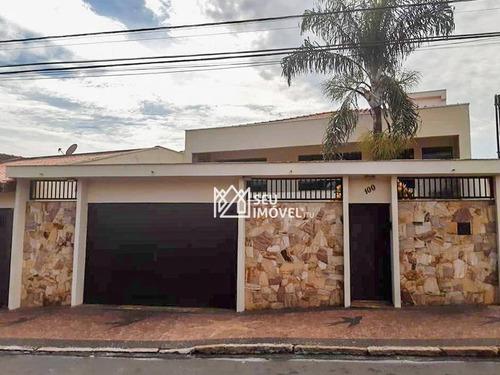 Casa Com 4 Dormitórios À Venda, 346 M² Por R$ 880.000,00 - Jardim Bandeirantes - Salto/sp - Ca1856