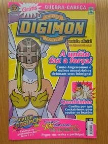 Revista Oficial Digimon #17