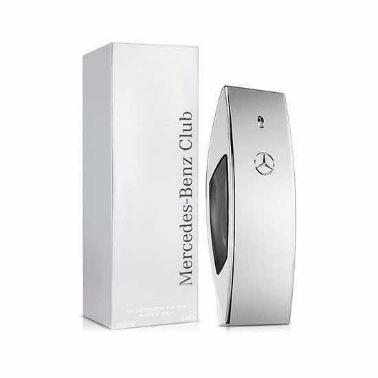 Perfume Mercedes Benz Club Edt Masculino 100ml Selo Adipec