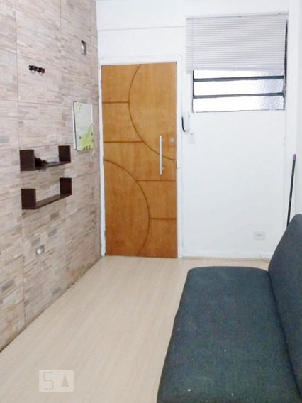 Apartamento Para Aluguel - Bela Vista, 1 Quarto, 35 - 893050535